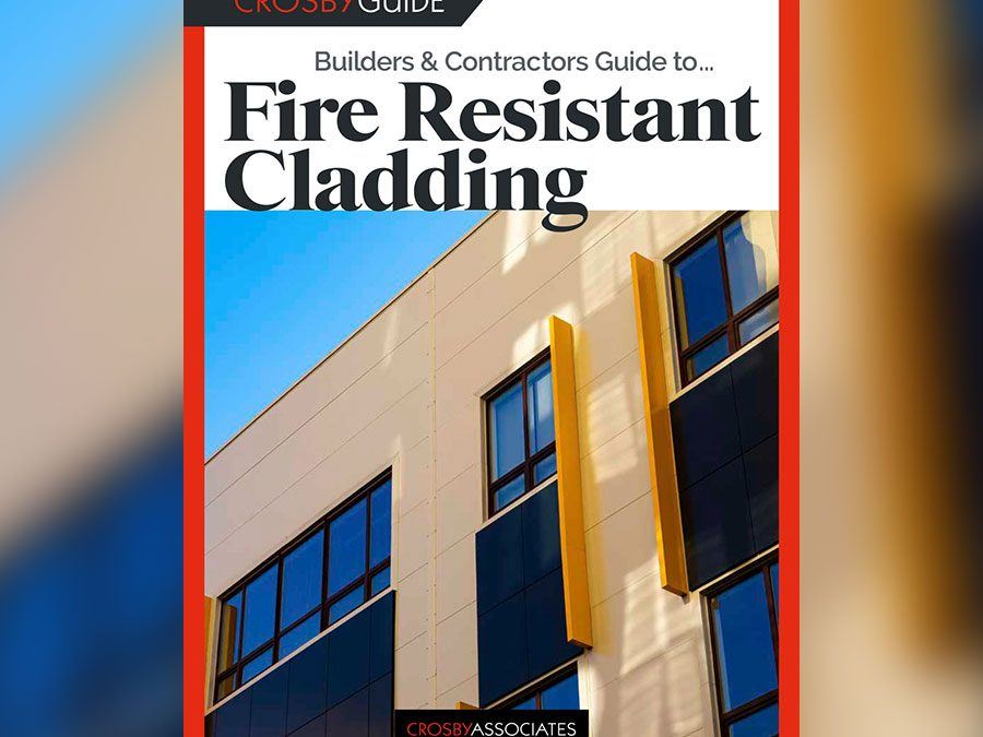 Builders & Contractors Guide to Fire Resistant Cladding